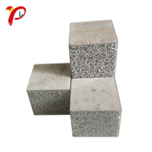 China Saving Energy Lightweight External Wall Precast Eps Cement Sandwich Panel Supplier